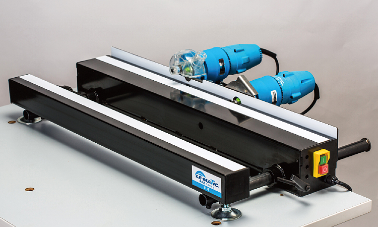 double sided edgeband trimmer