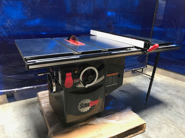 Used SawStop Industrial Table Saw
