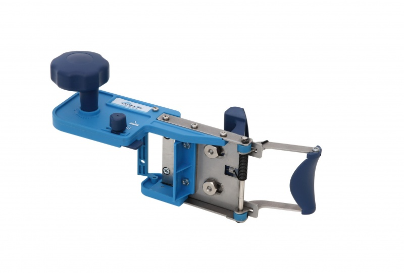 portable edgebander - end cutter tk65